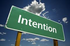 What is the Power of Intention?