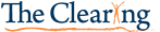 the clearing logo