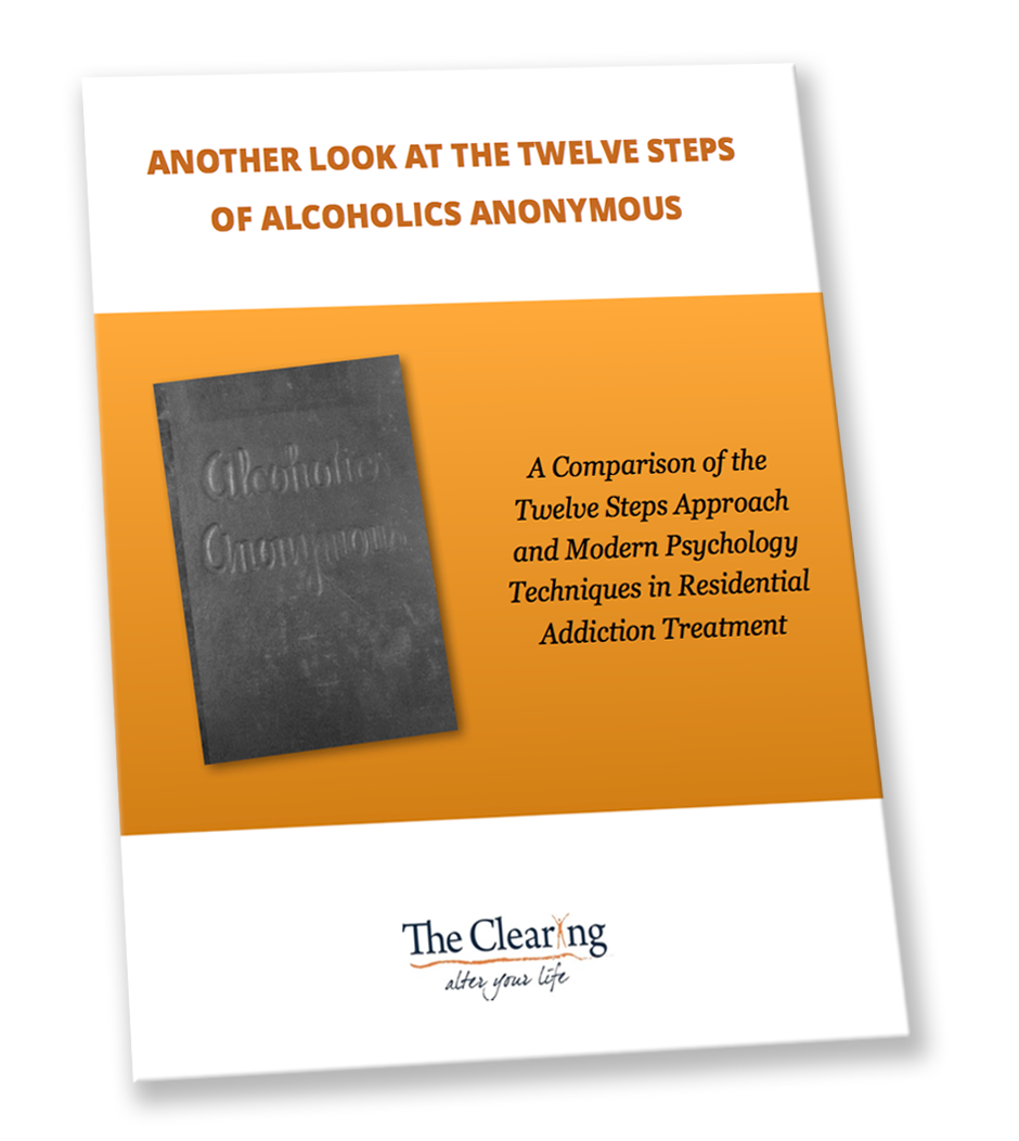 eBook: Another Look at the Twelve Steps of Alcoholics Anonymous