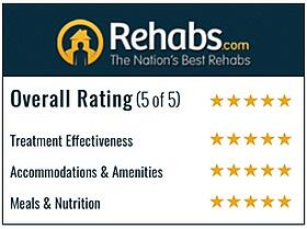 rehabs rating