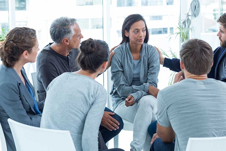 Group Therapy Plays a Major Role in Our Substance Abuse Programs