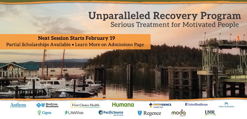 The Only Non 12-Step, Dual Diagnosis, Residential Inpatient Treatment Program in the Pacific Northwest