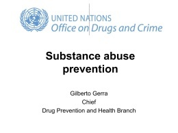 gilberto-gerra-UN-substance-abuse-prevention