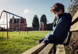 Playground bullying and childhood trauma