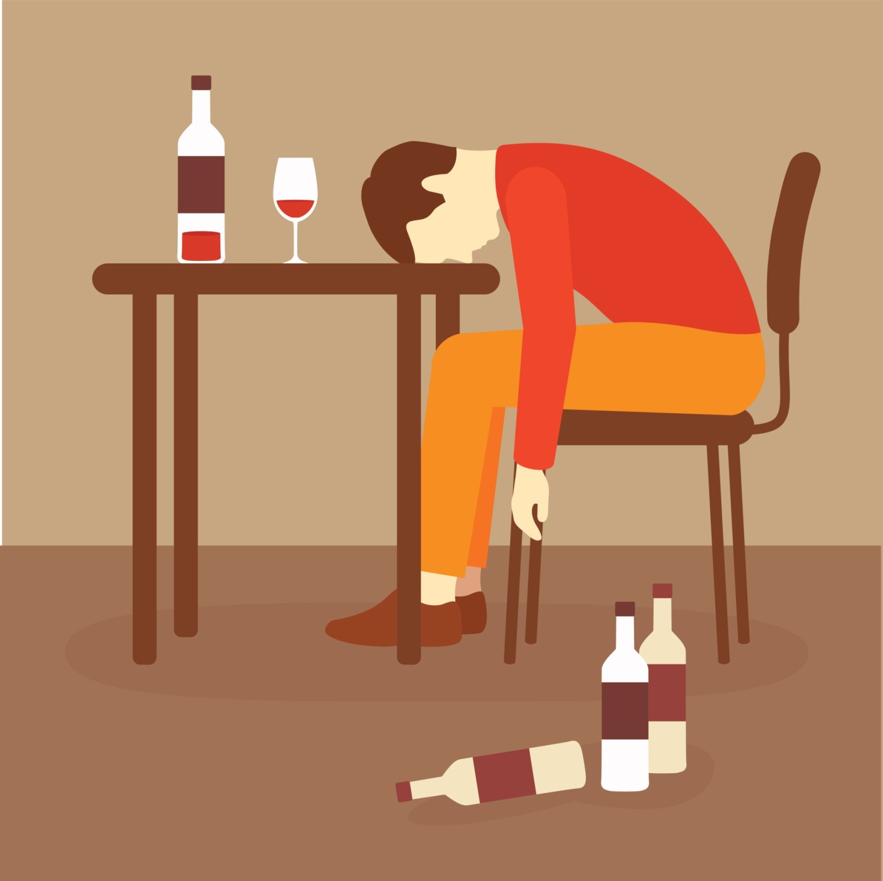 alcohol-and-depression