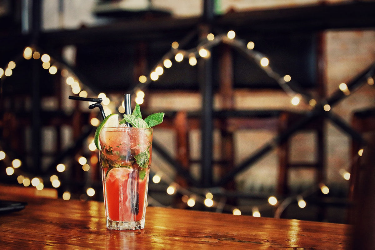 non-alcoholic drinks for the holiday season