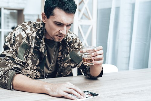 ptsd and alcoholism
