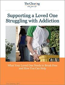 eBook: Supporting a Loved One Struggling with Addiction