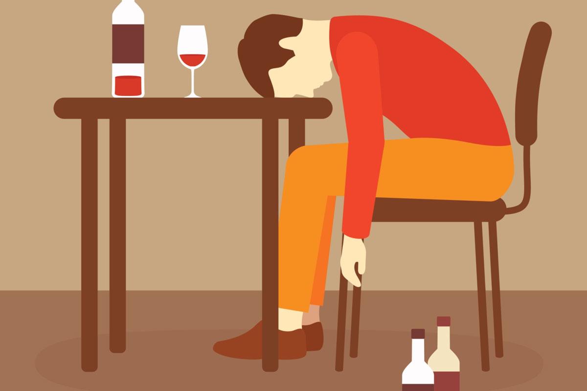 Alcohol and Depression: Common Companions of Dual Diagnosis