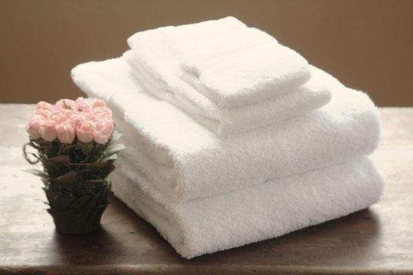 Accommodations: Plush Towels