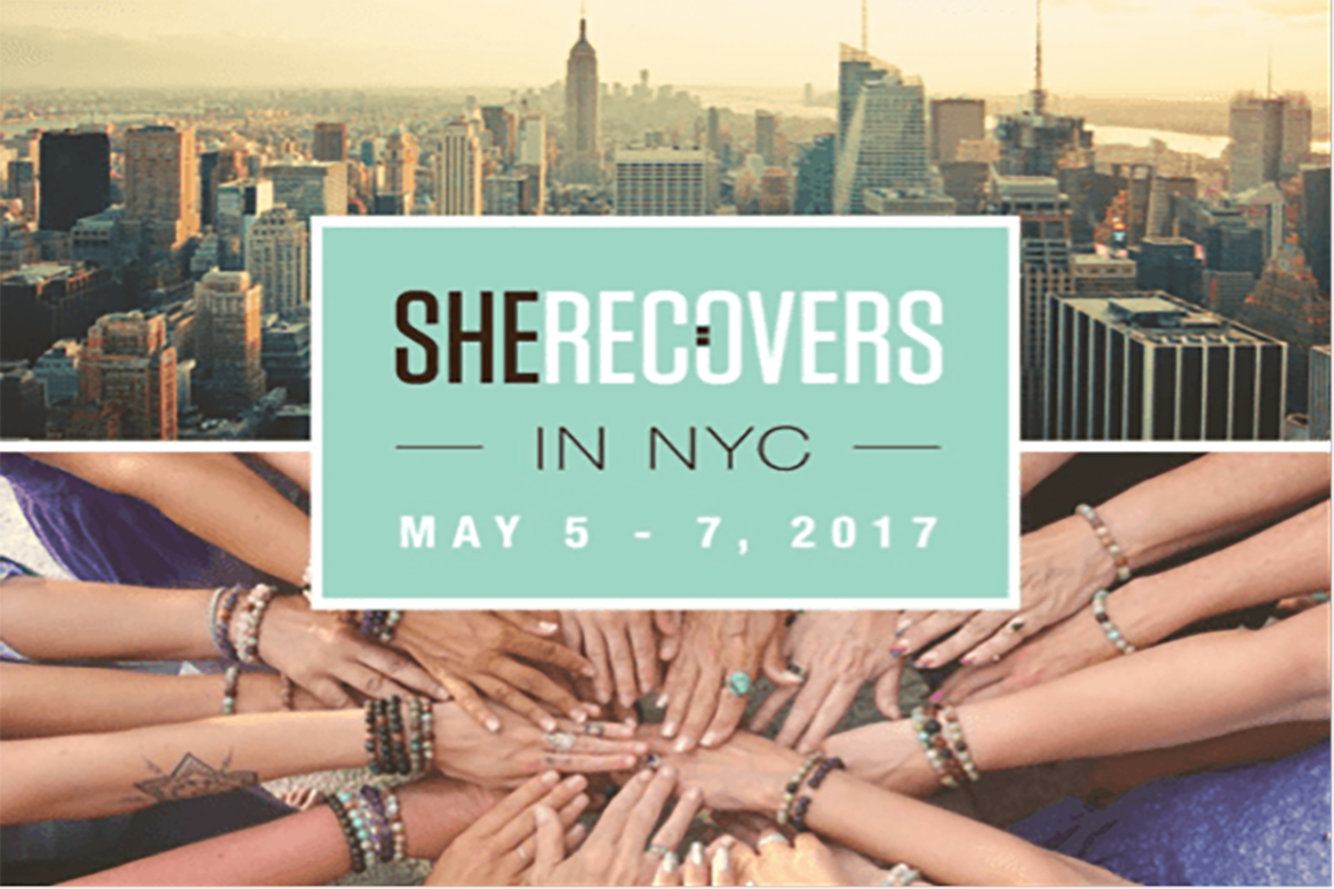 SheRecovers Event: Addiction Recovery for Women