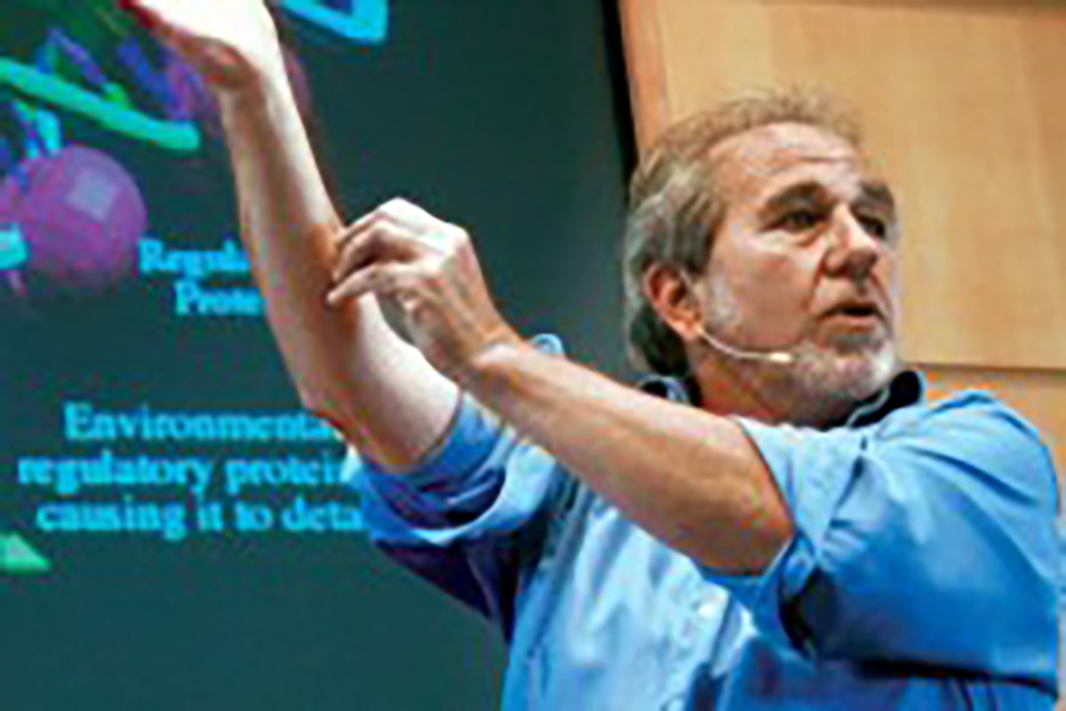The Biology of Belief: Interview with Dr. Bruce Lipton (Part 1)